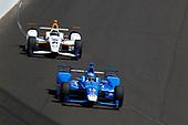 Verizon IndyCar Series<br /> Indianapolis 500 Carb Day<br /> Indianapolis Motor Speedway, Indianapolis, IN USA<br /> Friday 26 May 2017<br /> Tony Kanaan, Chip Ganassi Racing Teams Honda<br /> World Copyright: Phillip Abbott<br /> LAT Images<br /> ref: Digital Image abbott_indy_0517_27801