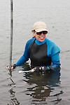 Kitty Barnett Reading Temp Of Water