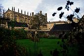 Oxford University<br /> Oxford, United Kingdom<br /> November 2018<br /> <br /> Christ Church college.