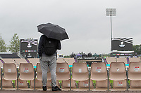 Early view at the Hampshire Bowl on day 4 during India vs New Zealand, ICC World Test Championship Final Cricket at The Hampshire Bowl on 21st June 2021