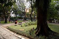 Praça Batista Campos <br /> Belém, Pará, Brasil<br /> Foto Paulo Santos<br /> 08/2012