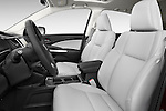Front seat view of a 2015 Honda Cr-V Touring 5 Door Suv 2WD Front Seat car photos
