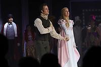 Alexander Klaws und Judith Jandl / Knie - Das Circus Musical