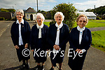 The four Sisters in Presentation Convent in Castleisland marking the 175th anniversary of the founding of the convent, l to r: Sr Mary Buckley, Sr Maureen Kane, Sr Theresa McAuliffe and Sr Margaret O'Brien.