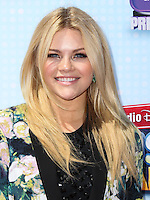 LOS ANGELES, CA, USA - APRIL 26: Witney Carson at the 2014 Radio Disney Music Awards held at Nokia Theatre L.A. Live on April 26, 2014 in Los Angeles, California, United States. (Photo by Xavier Collin/Celebrity Monitor)
