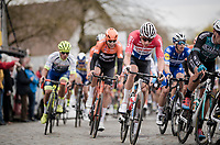 Mathieu Van Der Poel (NED/Correndon-Circus) <br /> <br /> 74th Nokere Koerse 2019 <br /> One day race from Deinze to Nokere / BEL (196km)<br /> <br /> ©kramon
