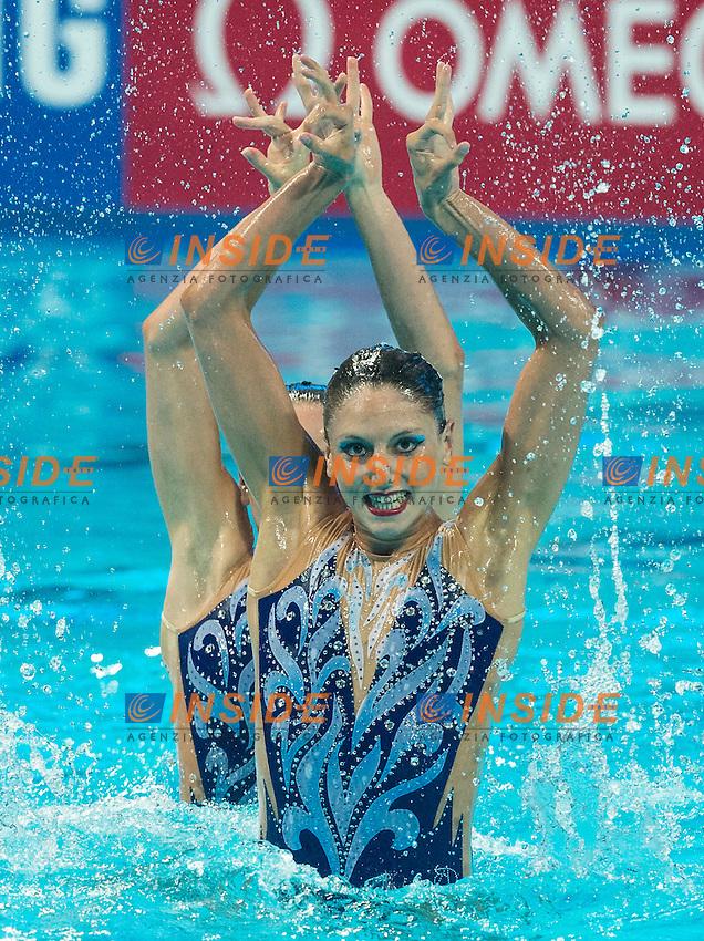 ITA - Italy<br /> BOZZO Elisa CALLEGARI Beatrice<br /> CATTANEO Camilla CERRUTI Linda<br /> DEIDDA Francesca FERRO Costanza<br /> FLAMINI Manila MUSSO Viola<br /> PERRUPATO Mariangela SGARZI Sara<br /> PEZONE Alessia<br /> Day 9 01/08/2015<br /> XVI FINA World Championships Aquatics<br /> Synchro<br /> Kazan Tatarstan RUS July 24 - Aug. 9 2015 <br /> Photo Giorgio Scala/Deepbluemedia/Insidefoto