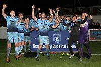 Kent FA Intermediate Cup Final.