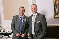 Wayne Kyte and Jason Cocker of East Midlands Trains