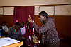 On June 13, 2009, the Swaziland JusticeMakers Team held a workshop on maximum force and child protection with community police in Ngwenya, Swaziland.