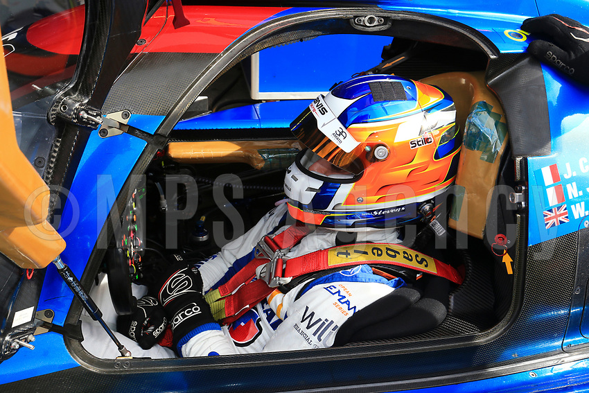#31 PANIS RACING (FRA) ORECA 07 GIBSON LMP2  WILLIAM STEVENS (GBR)