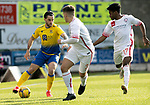 St Johnstone v Brechin City…10.10.20   McDiarmid Park  Betfred Cup<br /><br />Picture by Graeme Hart.<br />Copyright Perthshire Picture Agency<br />Tel: 01738 623350  Mobile: 07990 594431