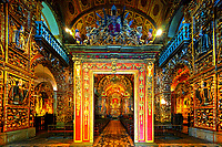 Nossa Senhora do Monserrate do Rio de Janeiro<br /> Mosteiro de São Bento in Rio de Janeiro, Brazil