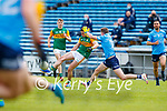 Paul Geaney, Kerry in action against Robert McDaid, Dublin during the Allianz Football League Division 1 South between Kerry and Dublin at Semple Stadium, Thurles on Sunday.