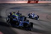 #10: Felix Rosenqvist, Chip Ganassi Racing Honda