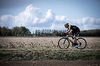 Michael Hepburn (AUS/Mitchelton Scott) tries to cross the gap to the race leaders<br /> <br /> Antwerp Port Epic 2019 <br /> One Day Race: Antwerp > Antwerp 187km<br /> <br /> ©kramon