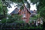 Historic building in Xenia Ohio.