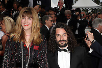 """FRA: """"THE BFG"""" Red Carpet- The 69th Annual Cannes Film Festival - Daphne Burki Gunther Love, attend """"THE BFG"""". Red Carpet during The 69th Annual Cannes Film Festival on May 14, 2016 in Cannes, France."""