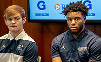 Georgetown Men's Basketball Media Day, November 03, 2019