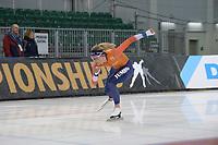 SPEEDSKATING: 12-02-2020, Utah Olympic Oval, ISU World Single Distances Speed Skating Championship, Joy Beune (NED), ©Martin de Jong