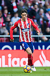 Fernando Torres of Atletico de Madrid in action during the La Liga 2017-18 match between Atletico de Madrid and UD Las Palmas at Wanda Metropolitano on January 28 2018 in Madrid, Spain. Photo by Diego Souto / Power Sport Images