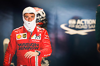 LECLERC Charles (mco), Scuderia Ferrari SF21, portrait during the Formula 1 Heineken Grande Prémio de Portugal 2021 from April 30 to May 2, 2021 on the Algarve International Circuit, in Portimao, Portugal <br /> FORMULA 1 : Grand Prix Portugal - Essais - Portimao - 02/05/2021 <br /> Photo DPPI/Panoramic/Insidefoto <br /> ITALY ONLY