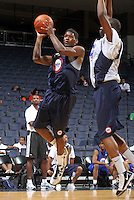 Dai-Jon Parker at the NBPA Top100 camp June 18, 2010 at the John Paul Jones Arena in Charlottesville, VA. Visit www.nbpatop100.blogspot.com for more photos. (Photo © Andrew Shurtleff)