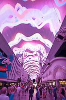 Freemont Street Experience, Las Vegas, Nevada