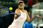 July 31, 2017: Maria Sharapova (RUS) defeated Jennifer Brady (USA) 6-1, 4-6, 6-0 at the Bank of the West Classic being played at the Taube Tennis Stadium in Stanford, California. ©Mal Taam/TennisClix/CSM