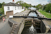 The Conservation Area around Widewater Lock on the Grand Union canal in Hillingdon will be affected by its proximity to the proposed route of the HS2 high speed rail line.