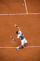 25-5-08, France,Paris, Tennis, Roland Garros, Novak Djokovic