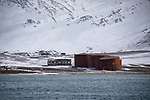 Former Whaling Station At Decption Island
