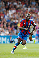Christian Benteke of Crystal Palace during the pre season friendly match between Crystal Palace and Hertha BSC at Selhurst Park, London, England on 3 August 2019. Photo by Carlton Myrie / PRiME Media Images.
