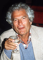 Joseph Heller 1981 Photo By Adam Scull/PHOTOlink