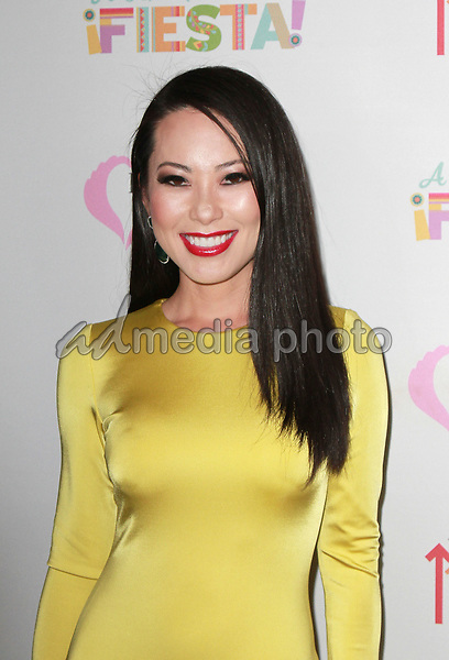 9 September 2017 -  Christine Chiu attends Farrah Fawcett Foundation's 'Tex-Mex Fiesta' event honoring Stand Up To Cancer at the Wallis Annenberg Center for the Performing Arts . Photo Credit: Theresa Bouche/AdMedia