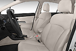 Front seat view of a 2015 Subaru Impreza 2.0I Auto 4 Door Hatchback Front Seat car photos