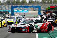 23rd August 2020, Lausitz Circuit, Klettwitz, Brandenburg, Germany. The Deutsche Tourenwagen Masters (DTM) race at Lausitz;  Robert Kubica POL, Orlen Team ART, BMW M4 DTM