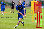 St Johnstone Pre-Season Training...28.06.21<br />Charlie Gilmour pictured during pre-season training<br />Picture by Graeme Hart.<br />Copyright Perthshire Picture Agency<br />Tel: 01738 623350  Mobile: 07990 594431
