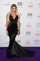 Hayley Hughes<br /> arriving for Caudwell Butterfly Ball 2019 at the Grosvenor House Hotel, London<br /> <br /> ©Ash Knotek  D3508  13/06/2019