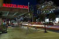 The 2ND Street District offers trendy shopping, restaurants, top-notch concert halls, and distinctive bars in downtown Austin, Texas.