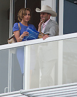 """SMG_Jennifer Lopez_Jason Statham_Parker_Balcony_092011_09.JPG<br /> <br /> BOCA RATON, FL - SEPTEMBER 20: Actress/Singer Jennifer Lopez, and English actor Jason Statham on set filming their new crime/thriller """"Parker"""" directed by Taylor Hackford  On September 20, 2011 in Boca Raton, Florida.  (Photo By Storms Media Group)<br /> <br /> People:   Jennifer Lopez_Jason Statham<br /> <br /> Must call if interested<br /> Michael Storms<br /> Storms Media Group Inc.<br /> 305-632-3400 - Cell<br /> 305-513-5783 - Fax<br /> MikeStorm@aol.com"""