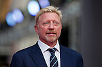 Boris Becker walks the Red Carpet event at the World Celebrity Pro-Am 2016 Mission Hills China Golf Tournament on 20 October 2016, in Haikou, China. Photo by Victor Fraile / Power Sport Images