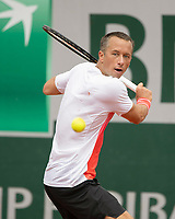 5th June 2021; Roland Garros, Paris France; French Open tennis championships day 7;   Philipp Kohlschreiber GER
