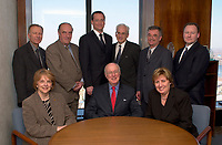 Jury for the Quebec Chamber of Commerce Gala in May 2003 <br /> <br /> /For editorial use only /Mandatory PhotoCredit :<br /> © 2003,  Pierre Roussel-<br /> <br /> (514) 288-4036