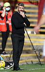 27.09.2020 Motherwell v Rangers:  Stephen Robinson