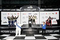 Podium:<br /> #17: JDC-Miller MotorSports Audi RS3 LMS SEQ, TCR: Chris Miller, Mikey Taylor, William Tally<br /> #94: Atlanta Speedwerks Honda Civic FK7 TCR, TCR: Todd Lamb, Greg Strelzoff, Ryan Eversley<br /> #54: Michael Johnson Racing Hyundai Veloster N TCR, TCR: Michael Johnson, Stephen Simpson  <br /> Bibendum, Michelin Man