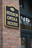 Underneath the Hudson Valley Opera House restoration are the hidden treasures.