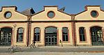 Università degli Studi. La nuova zona universitaria del Politecnico di Torino negli spazi recuperati delle vecchie Officine Grandi Riparazioni delle ferrovie.