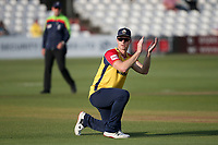 Jimmy Neesham of Essex during Essex Eagles vs Hampshire Hawks, Vitality Blast T20 Cricket at The Cloudfm County Ground on 11th June 2021