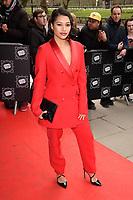 Vannessa White<br /> arriving for TRIC Awards 2018 at the Grosvenor House Hotel, London<br /> <br /> ©Ash Knotek  D3388  13/03/2018